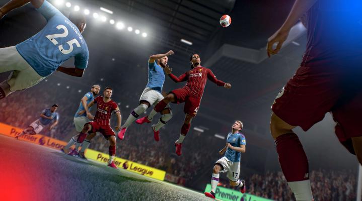 Fifa 21 HD Wallpaper Background 2258
