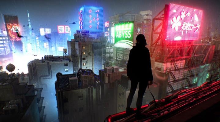 Ghostwire Tokyo HD Wallpaper Background 2272