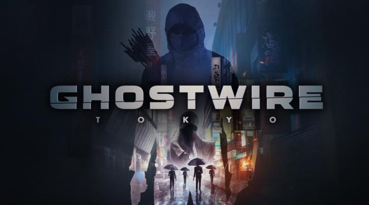 Ghostwire Tokyo PS5 HD Wallpaper Background 2273