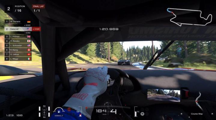 Gran Turismo 7 Video Game PS5 HD Wallpaper 2372