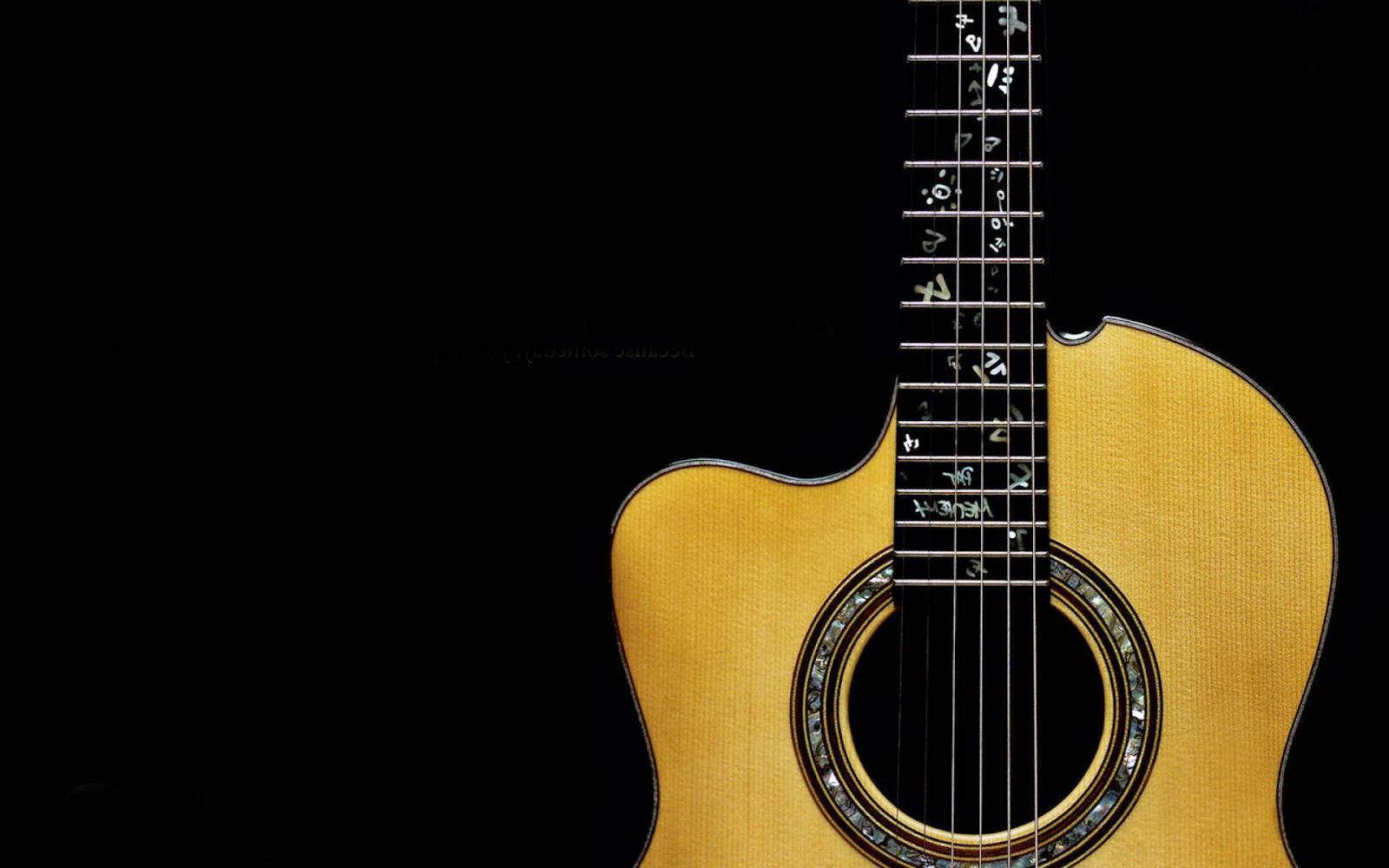 guitar hd wallpaper 2292