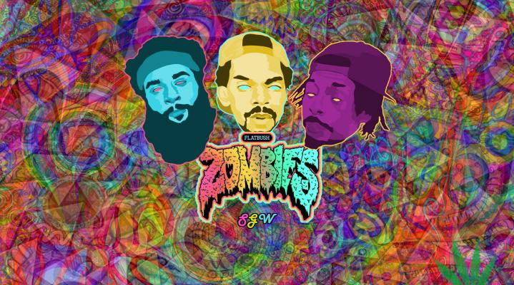 Flatbush Zombies HD Wallpaper 2107