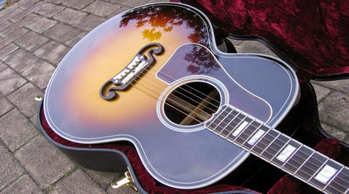 Guitar HD Wallpaper Background 2293