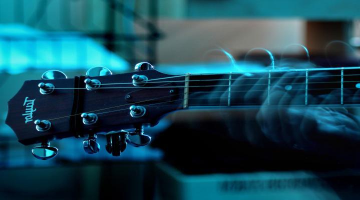 Guitar HD Wallpaper Background 2296