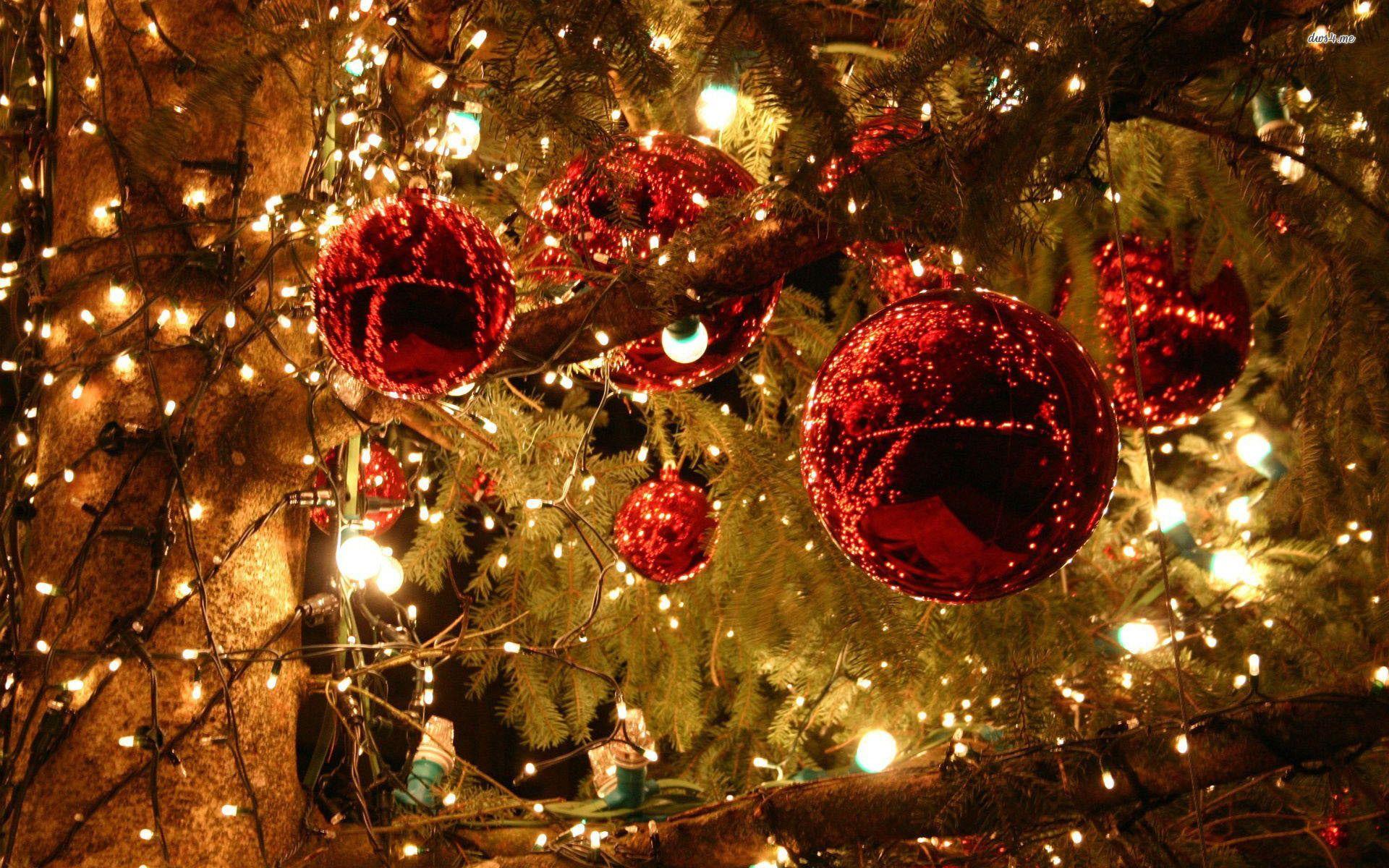 christmas lights hd wallpaper 1996