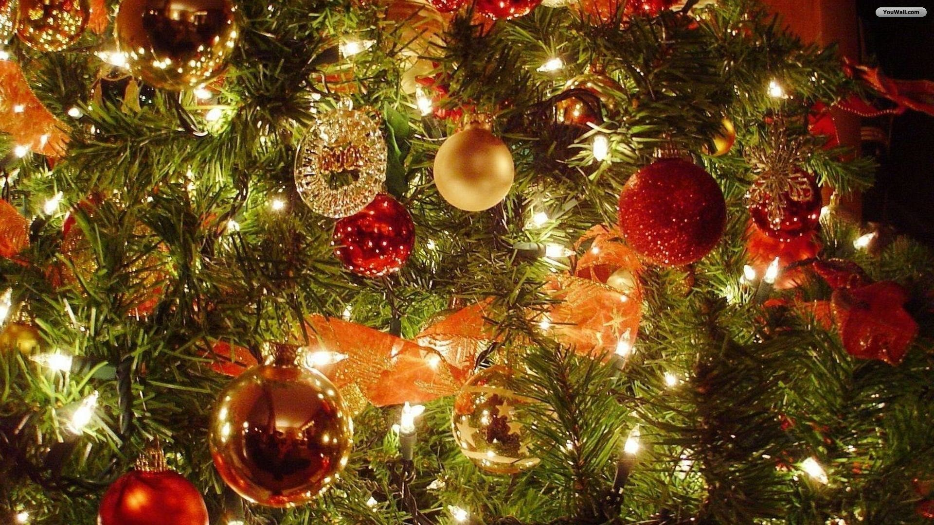 christmas ornaments hd wallpaper 1990