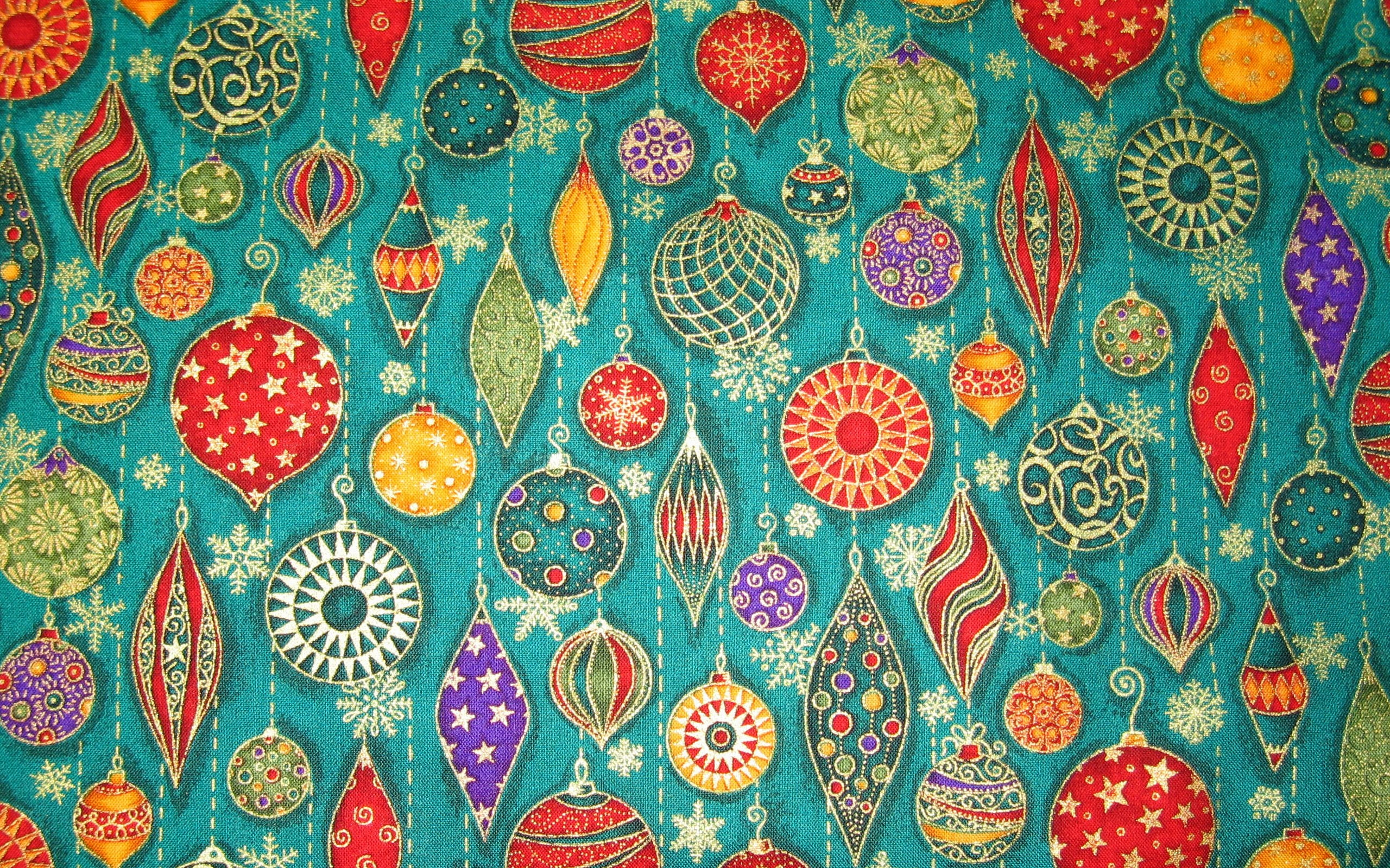 christmas pattern hd wallpaper 2001