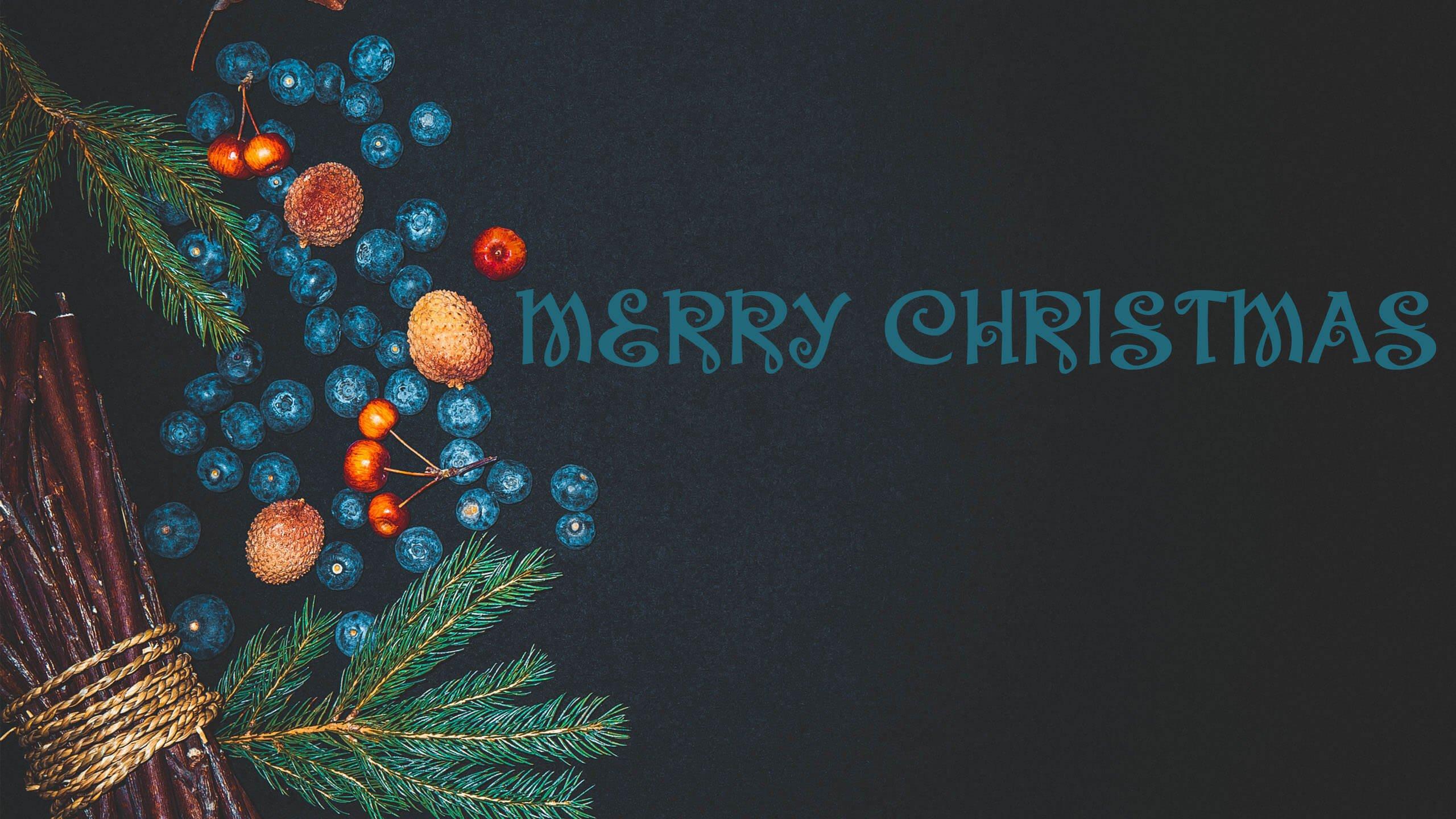 merry christmas hd wallpaper 2014