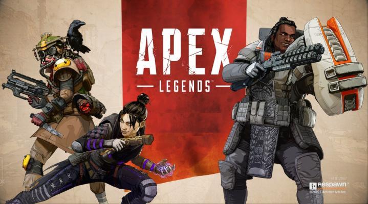 Apex Legends HD Background Wallpaper 2125