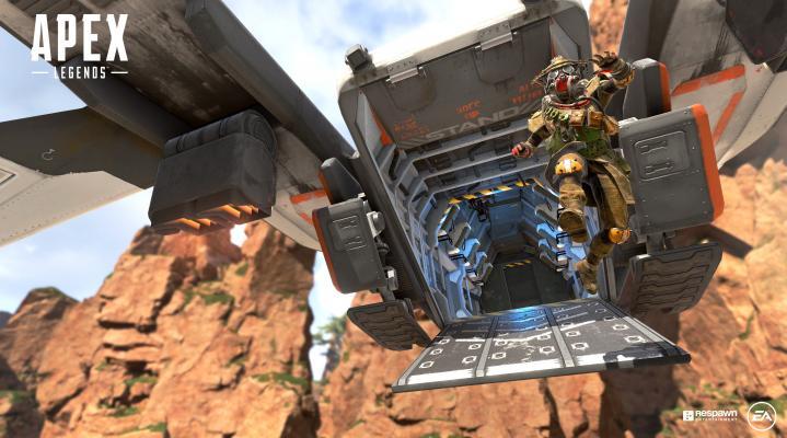 Apex Legends HD Background Wallpaper 2132