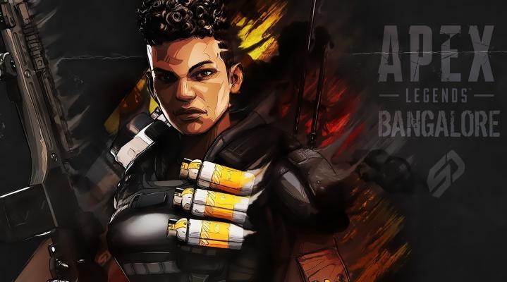 Apex Legends HD Background Wallpaper 2133