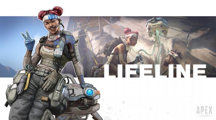 Apex Legends Lifeline 4K Wallpaper 2124