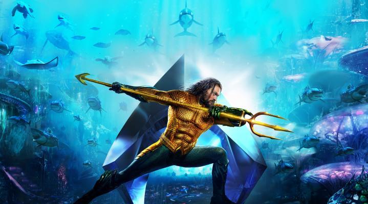 Aquaman 2 4K Wallpaper 1675