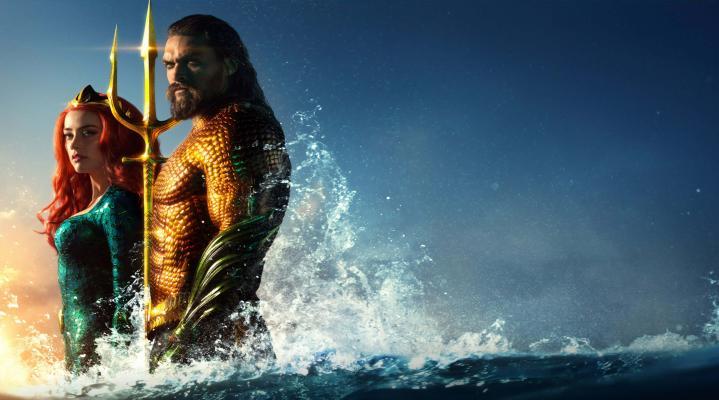 Aquaman 2 HD Wallpaper 1678