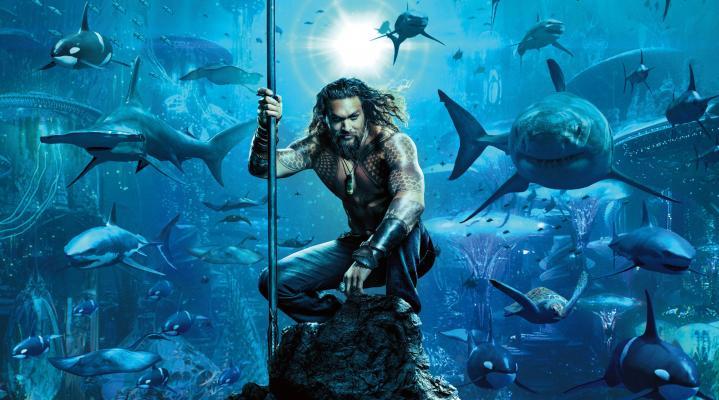 Aquaman Background Wallpaper 1673