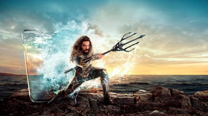 Aquaman HD Wallpaper 1669
