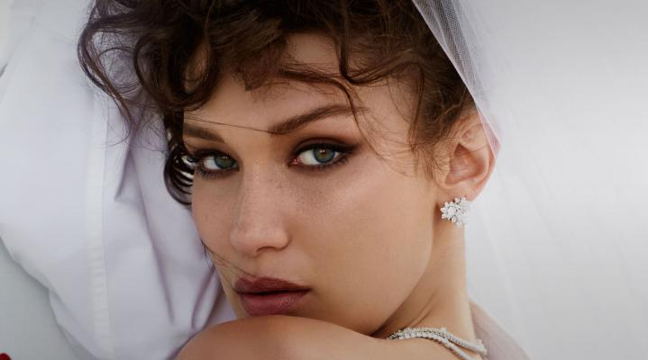 Bella Hadid 4k Wallpaper 1703