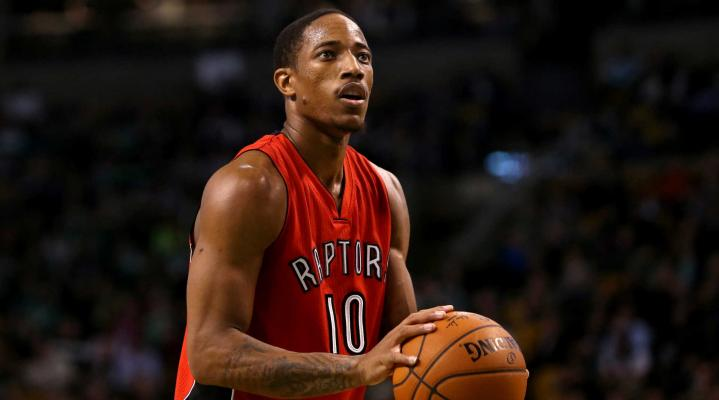 DeMar DeRozan HD Wallpaper 2178