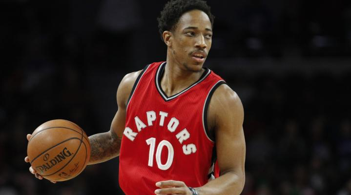 DeMar DeRozan HD Wallpaper 2179