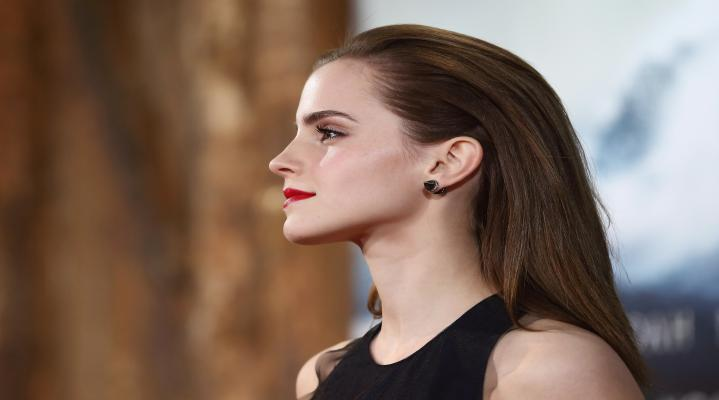 Emma Watson 4K Background Wallpaper 2059