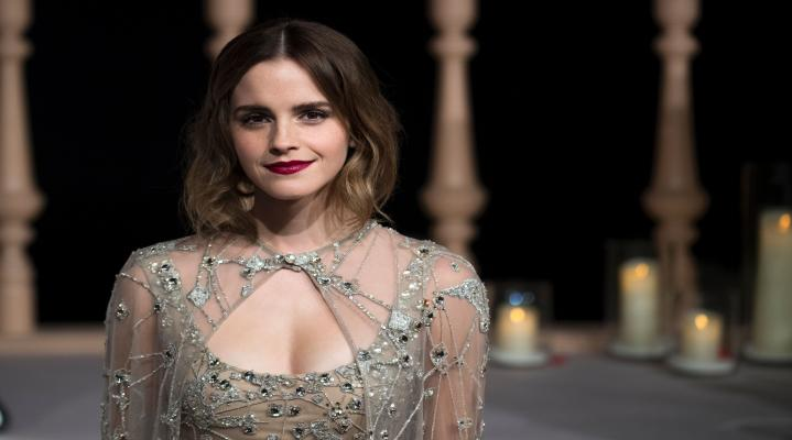 Emma Watson 4K Background Wallpaper 2060