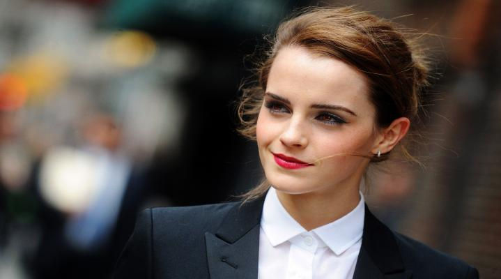 Emma Watson Actress 4K Wallpaper 2068