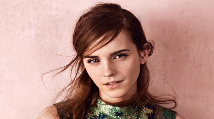 Emma Watson Cute 4K Wallpaper 2066