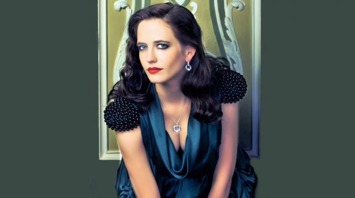 Eva Green 4K Wallpaper 2039