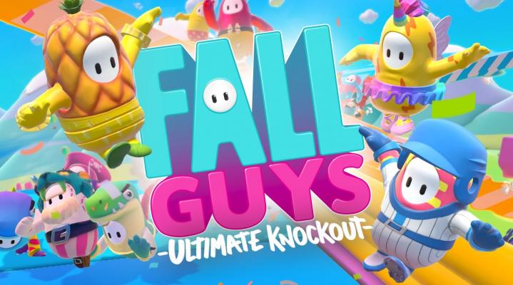 Fall Guys Ultimate Knockout HD Wallpaper 2182