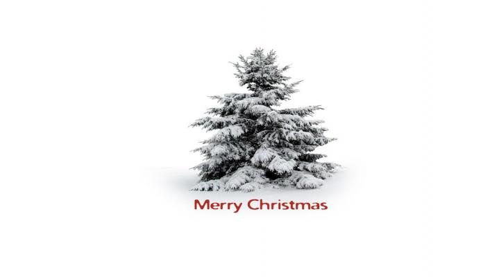 Merry Christmas HD Wallpaper 2019