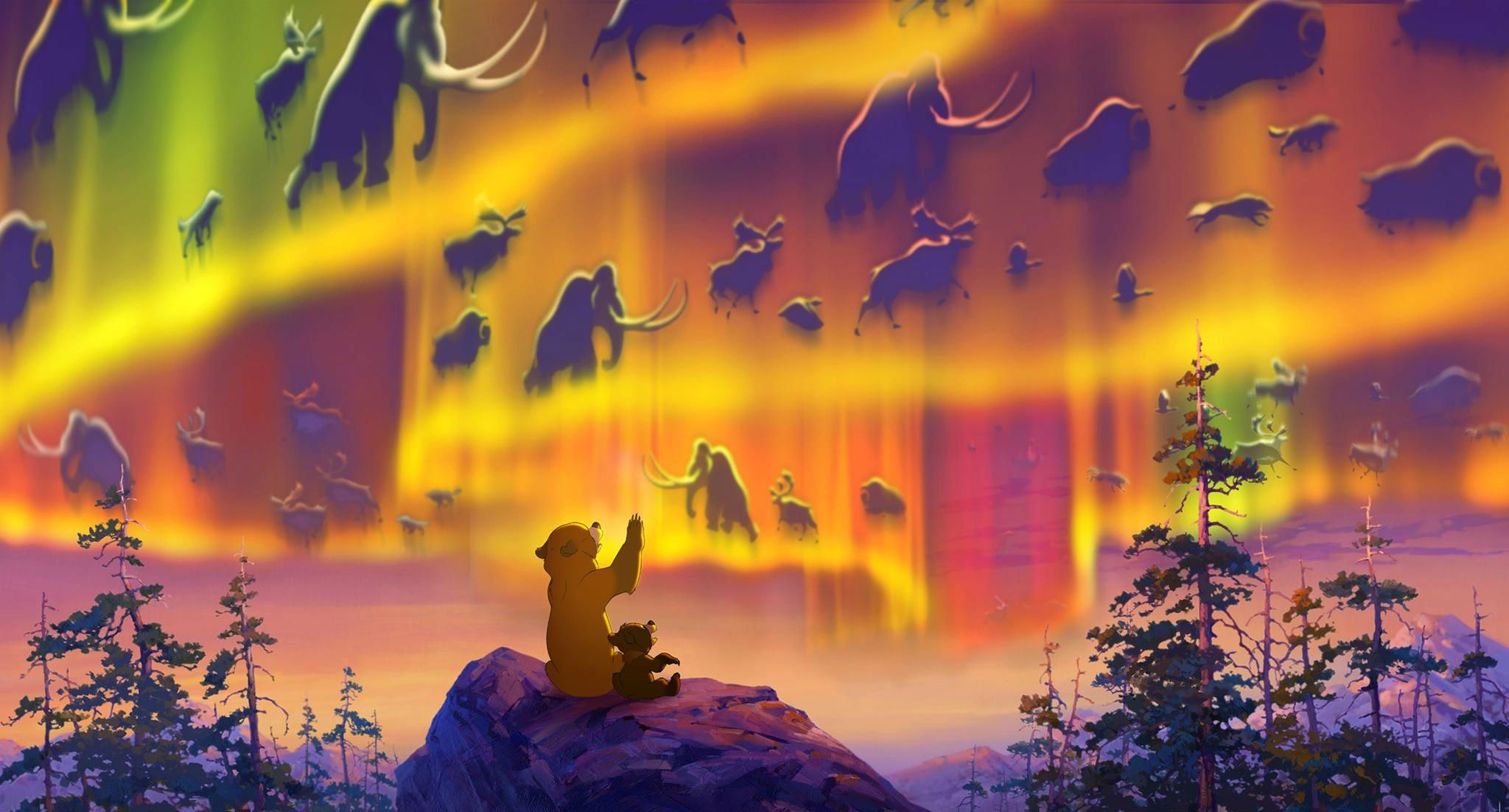 brother bear hd wallpaper 1753