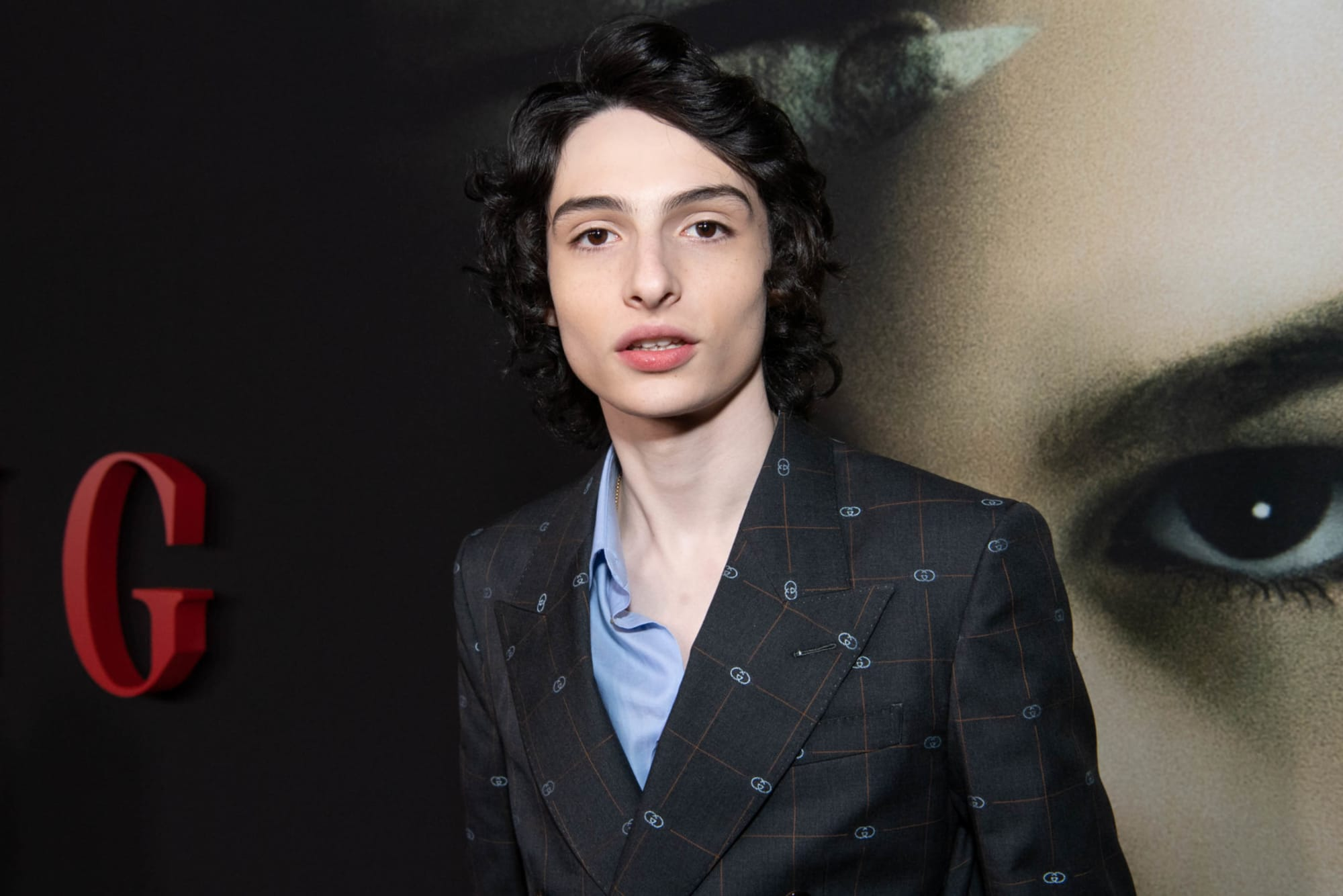 finn wolfhard hd wallpaper 2094