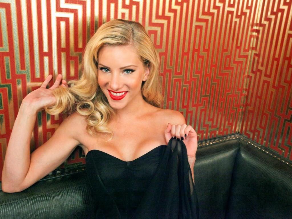 heather morris sexy woman celebrity 4k wallpaper background 2346