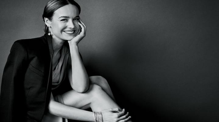 Brie Larson Smile HD Wallpaper 1720