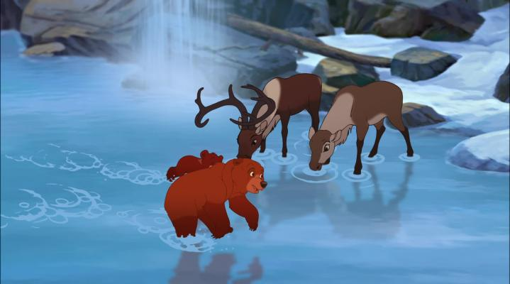 Brother Bear HD Wallpaper 1751