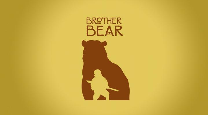 Brother Bear HD Wallpaper 1752
