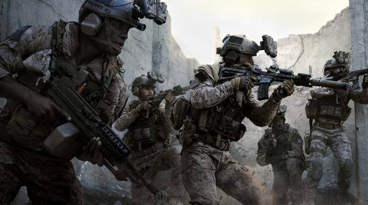 Call of Duty: Modern Warfare HD Wallpaper 1848