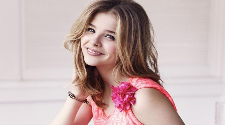 Chloe Grace Moretz 4K Wallpaper 1775