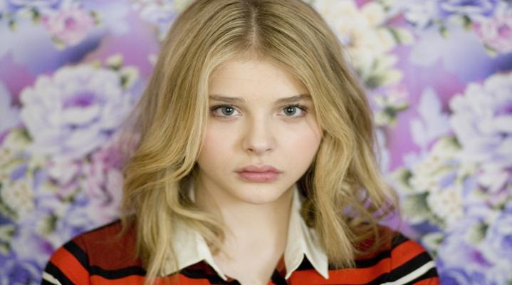 Chloe Grace Moretz 4K Wallpaper 1779