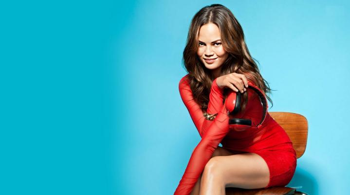 Chrissy Teigen 4K Wallpaper 1790