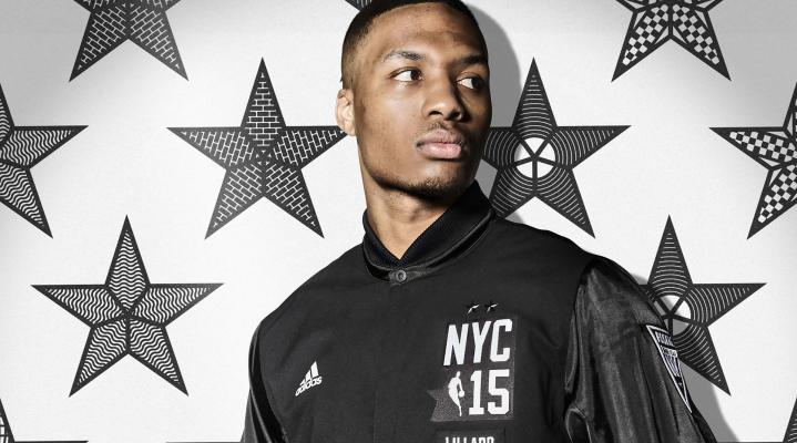Damian Lillard HD Wallpaper 1820