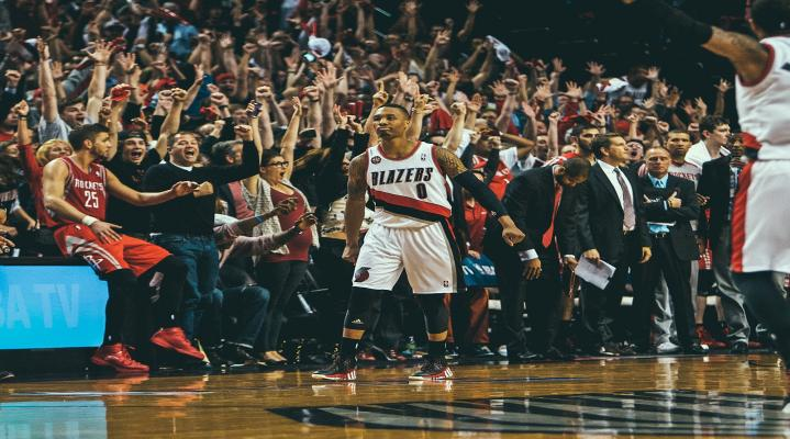 Damian Lillard Portland Trailblazers HD Wallpaper 1817