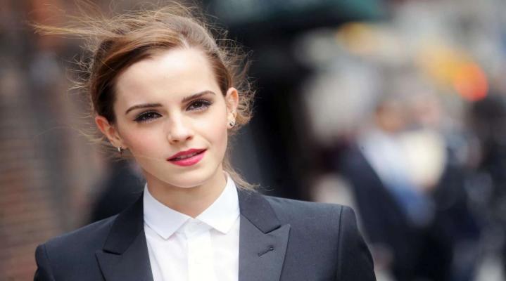 Emma Watson Actress 4K Wallpaper 2071