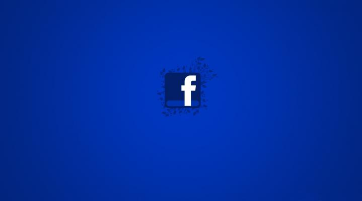 Facebook HD Background Wallpaper 2086