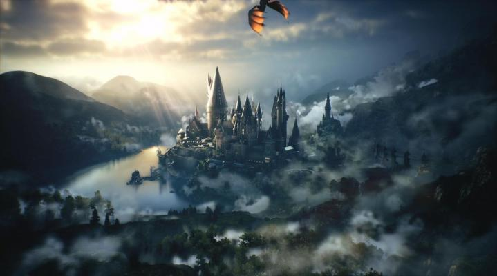 Hogwarts Legacy HD Wallpaper Background 2352
