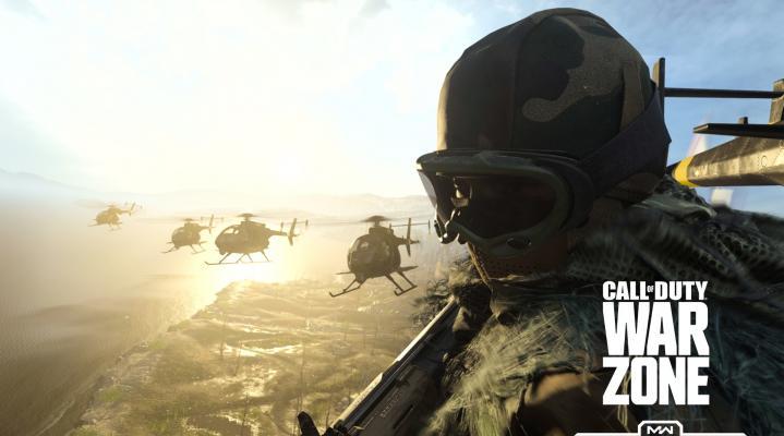 Call of Duty: Warzone HD Wallpaper 1856