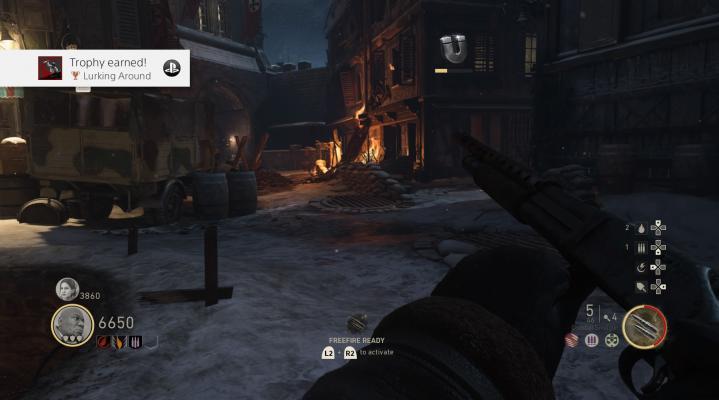 Call of Duty: World War 2 HD Wallpaper 1858