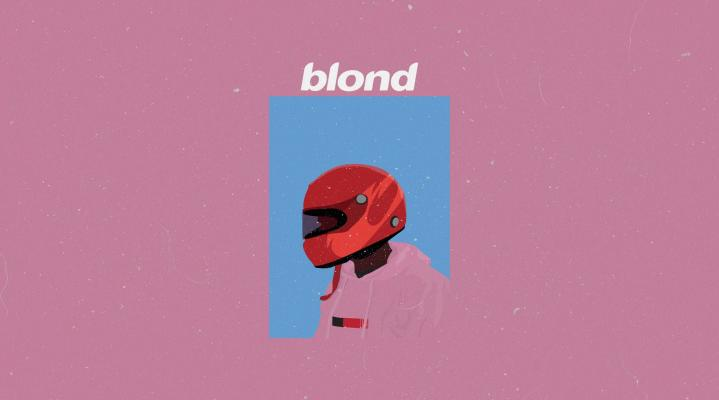 Frank Ocean Blonde HD Wallpaper 2206