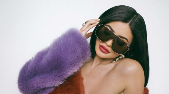 Kylie Jenner Sexy 4K Wallpaper 2598