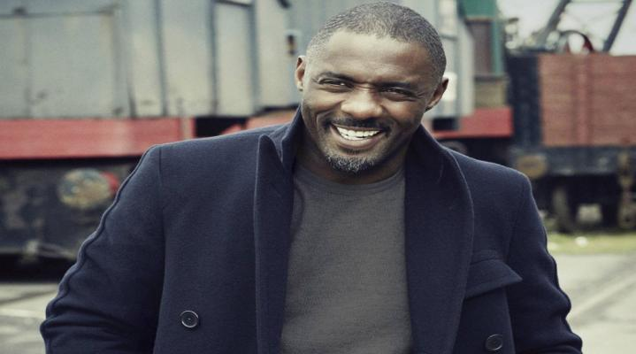 Idris Elba Male Actor 4K Wallpaper 2408